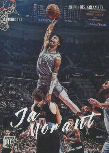 2019-20 Panini Chronicles Basketball Checklist, Team Set Info, Box Info