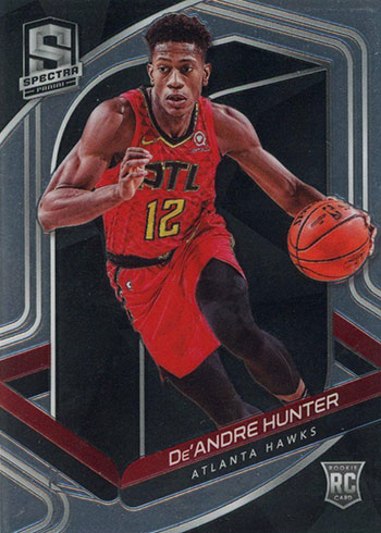 2019-20 Panini Spectra Basketball De'Andre Hunter RC