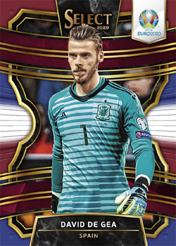 2020 Select UEFA Euro Soccer Base Terrace Tri-Color
