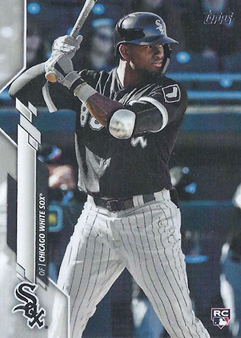 2020 Topps Series 2 Baseball Luis Robert No Name on Front SSSP