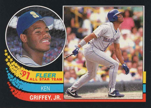 1991 Fleer All-Stars Ken Griffey Jr.