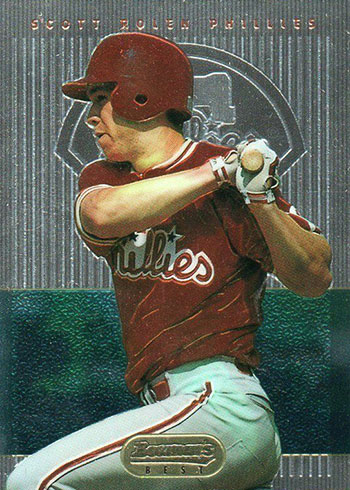 1995 Bowman's Best Scott Rolen