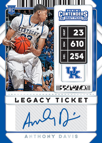 Legacy Ticket