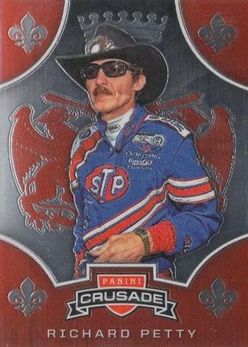 2020 Panini Chronicles Racing Crusade Richard Petty
