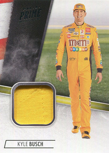 2020 Panini Chronicles Racing Prime Swatches