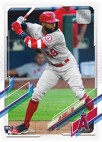 2021 Topps Series 1 Baseball Jo Adell