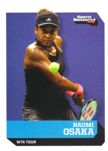 2018 Sports Illustrated for Kids Naomi Osaka