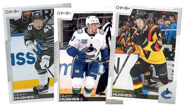 2020-21 O-Pee-Chee Hockey Variations