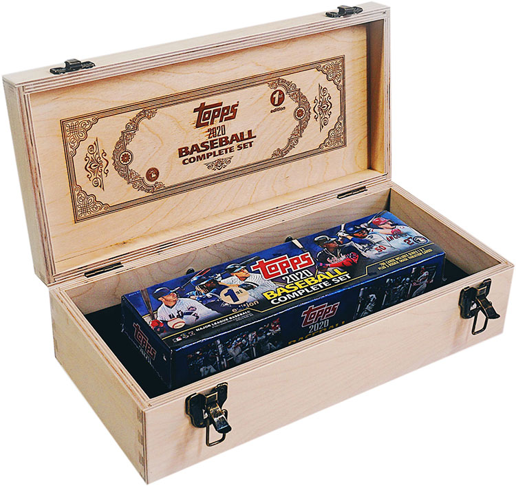 2020 Topps Baseball 1st Edition Factory Set