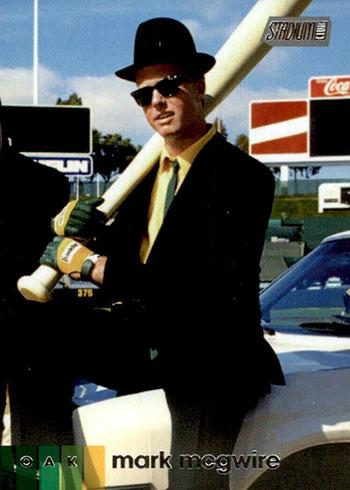 2020 Topps Stadium Club Baseball Mark McGwire