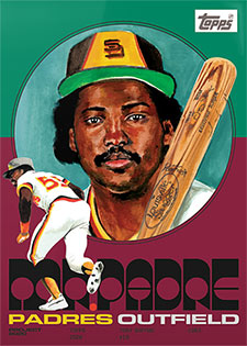 Topps Project 2020 237 Tony Gwynn by Jacob Rochester