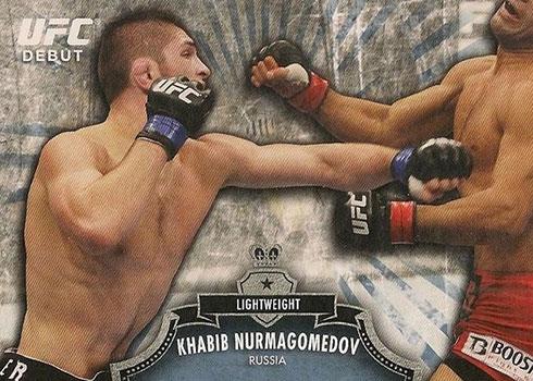 2020 Topps UFC Bloodlines Khabib Nurmagomedov