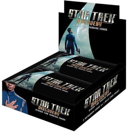 2020 Rittenhouse Star Trek Discovery Season 2 Box
