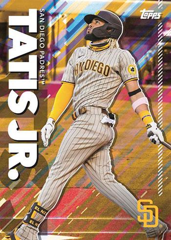 2020 Topps MLB Sticker Collection Fernando Tatis Jr.