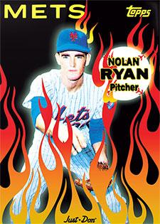 Topps Project 2020 301 Nolan Ryan