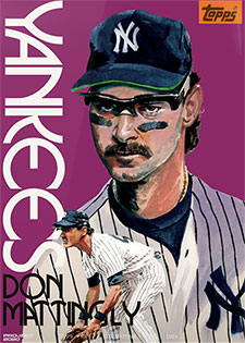 TOpps Project 2020 306 Don Mattingly by Jacob Rochester