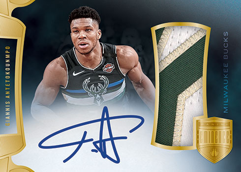 2019-20 Panini Eminence Basketball Jumbo Patch Autographs