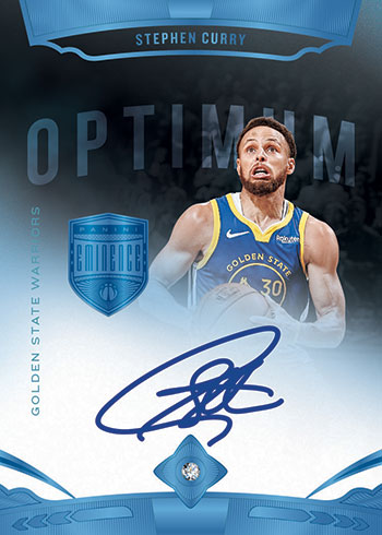2019-20 Panini Eminence Basketball Optimum Diamond Autographs