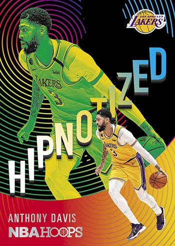 2020-21 Panini NBA Hoops HIPnotized