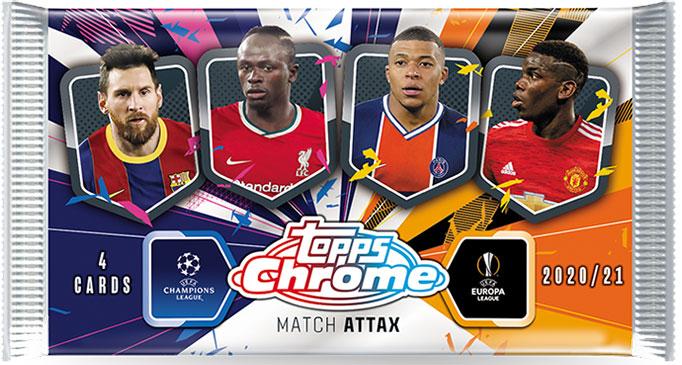 2020 Match Attax Extra UEFA Soccer Cards Buy 4 Get 6 FREE Ronaldo Messi Neymar