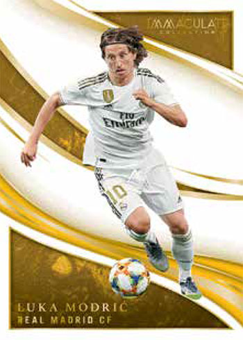 2020 Panini Immaculate Soccer Base Gold