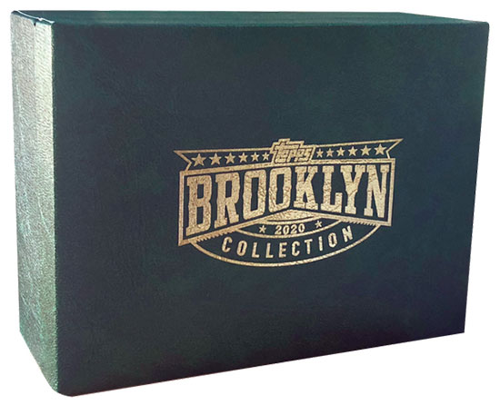 2020 Topps Brooklyn Collection Baseball Box