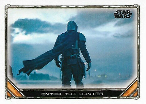 2020 Topps Star Wars The Mandalorian Season 1 Base