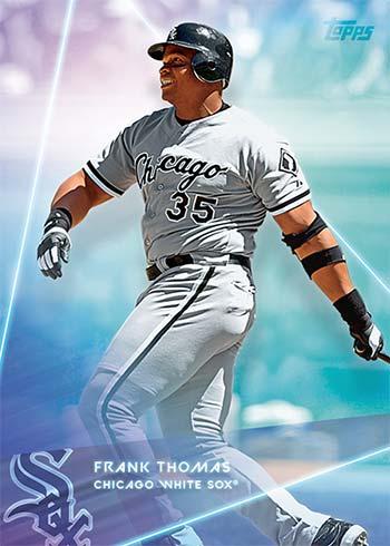2020 Topps X Steve Aoki Baseball Frank Thomas