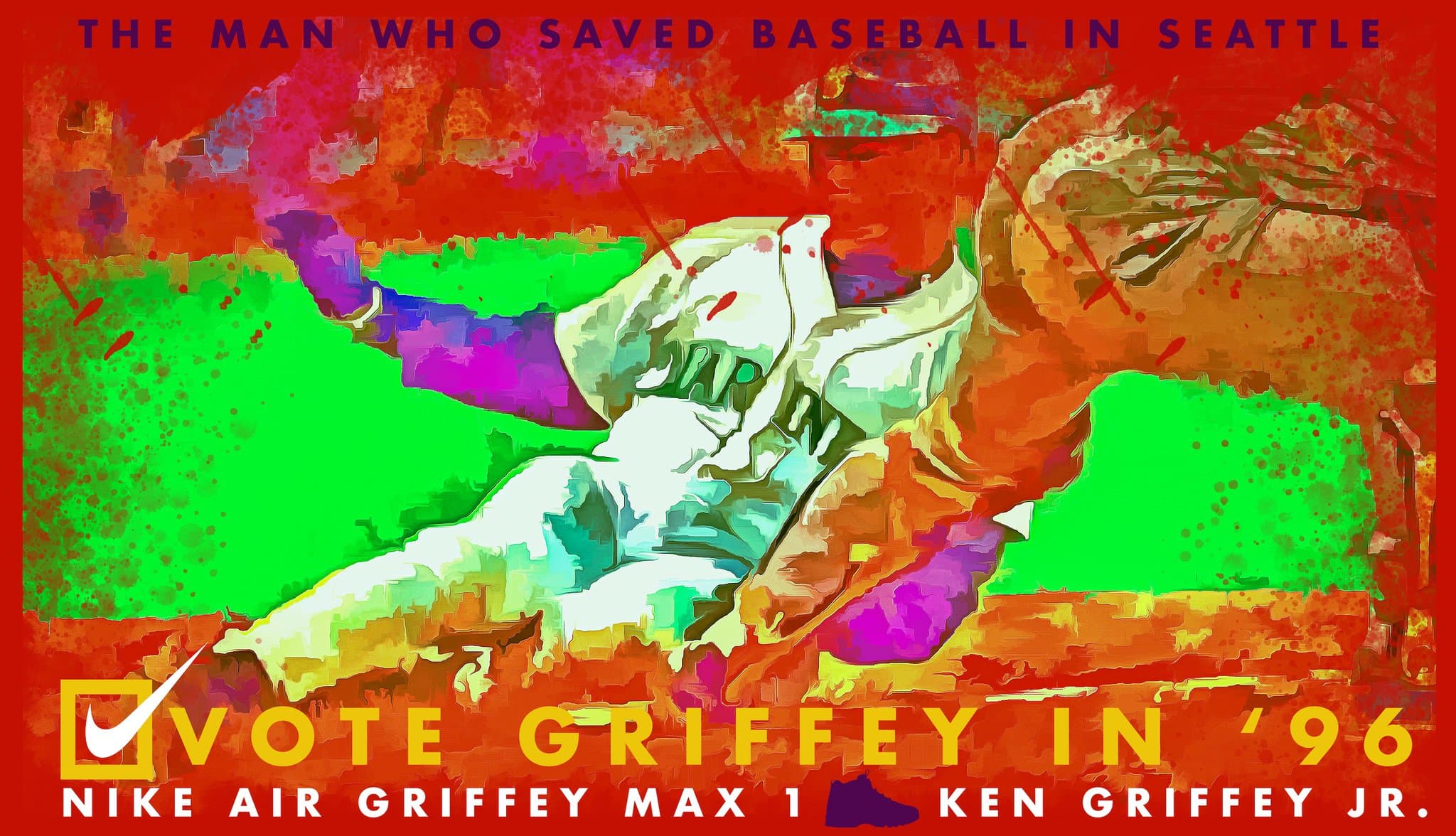 Cards & Kicks: Ken Griffey Jr