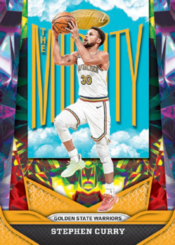 2020-21 Panini Certified Basketball The Mighty