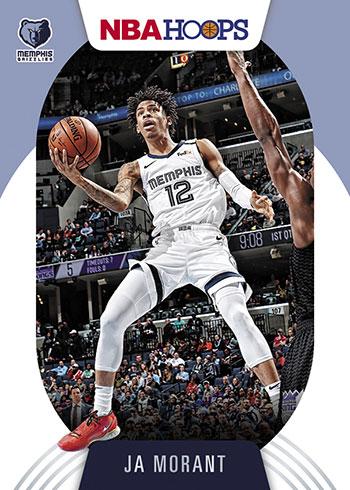 2020-21 Panini NBA Hoops Ja Morant