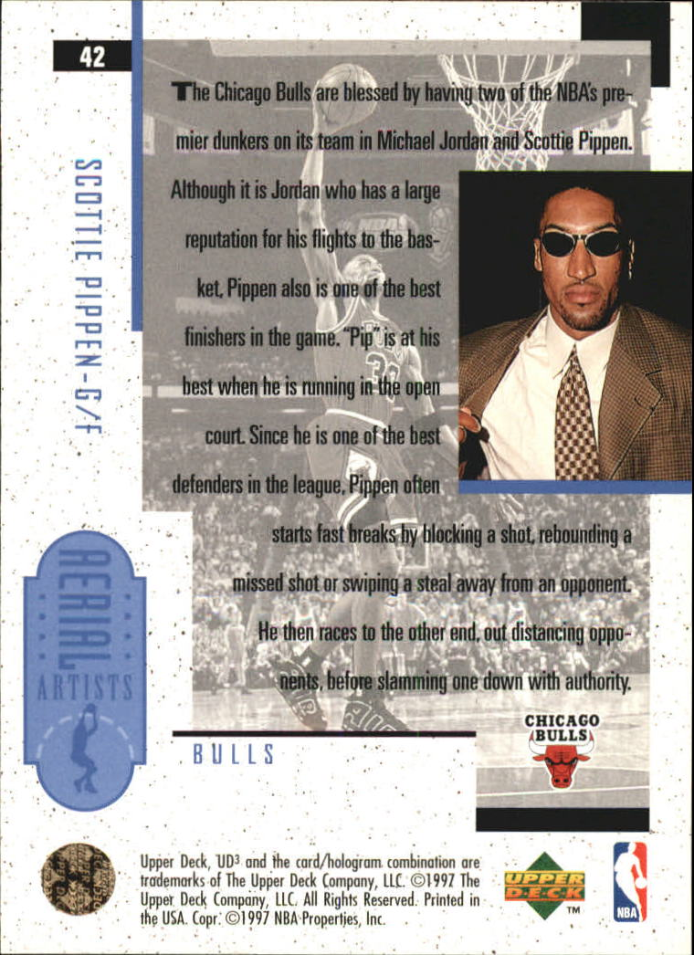 Cards & Kicks: Scottie Pippen