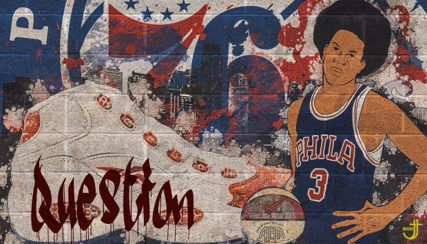 Cards and Kicks: Allen Iverson