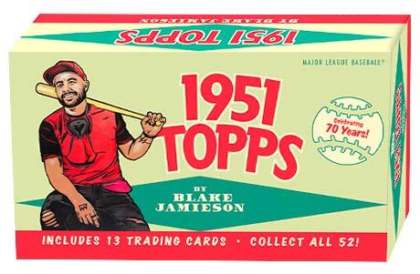 1951 Topps by Blake Jamieson Box