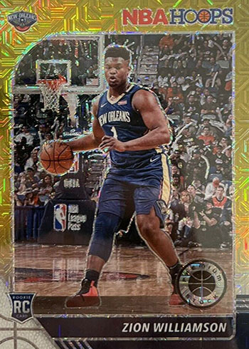 2019-20 Hoops Premium Stock Parallels Guide, Gallery and Details
