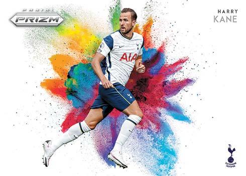 2020-21 Panini Prizm Premier League Soccer Color Blast