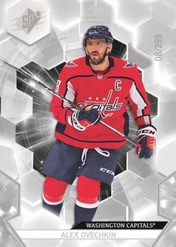 2020 SPx Hockey Alex Ovechkin