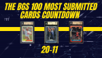 BGS 100 Most Submitted Cards: 20-11