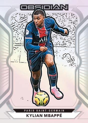 2020-21 Panini Obsidian Soccer Contra