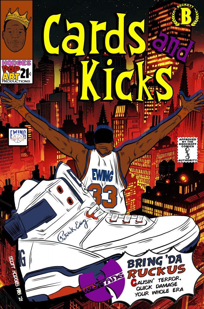 Cards & Kicks: Patrick Ewing