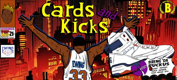 Cards & Kicks: Patrick Ewing