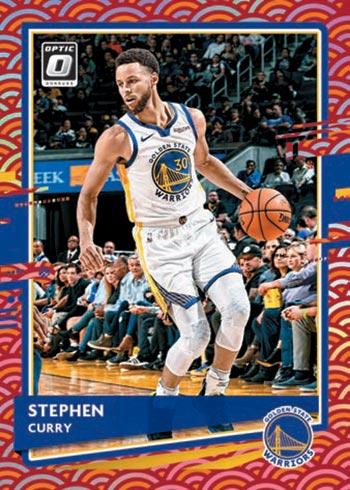 2020-21 Donruss Optic Basketball Photon Stephen Curry