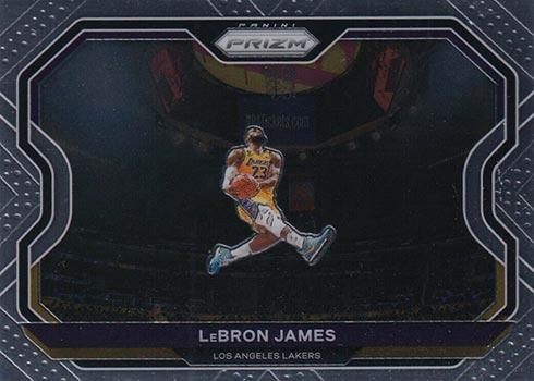 2020-21 Panini Prizm Basketball LeBron James