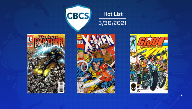 CBCS Hot List for 3/30/21