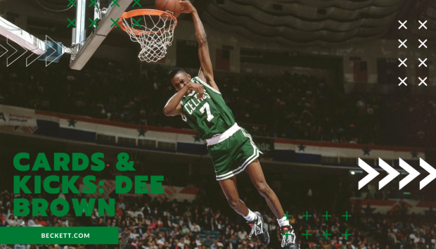 Cards & Kicks: Dee Brown
