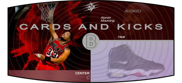 Cards & Kicks: Alonzo Mourning