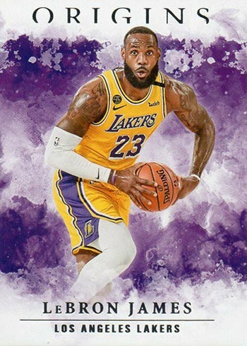 2020-21 Panini Origins Basketball LeBron James
