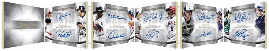 2021 Topps Luminaries Baseball Hit Kings Ultra Book Card