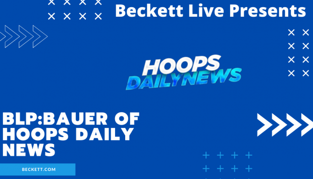 Beckett Live Presents: Hoops Daily News