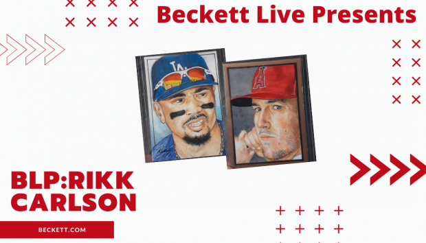 Beckett Live Presents: Rikk Carlson